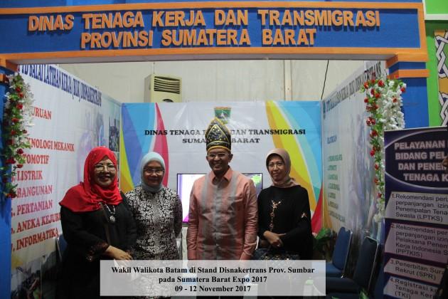 Sumatera Barat Expo Tahun 2017