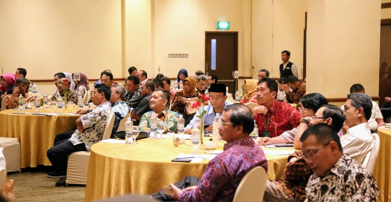 Rapat koordinasi sinkronisasi pembangunan ketenagarjaan 2020