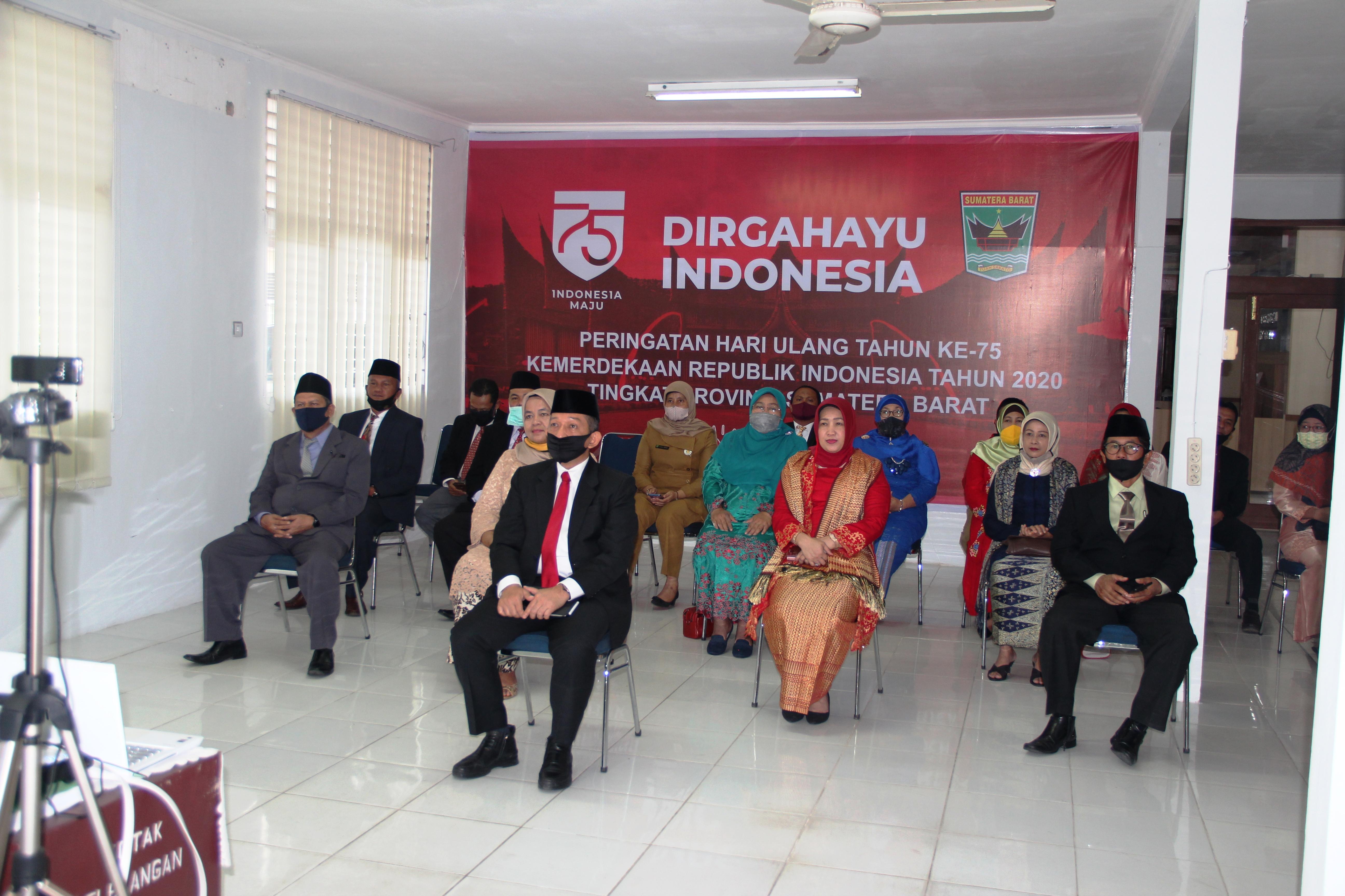 Dirgahayu Republik Indonesia yang Ke 75
